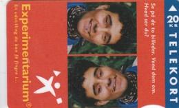 Denmark, KS 035, Experimentarium, Only 10.000 Issued. 2 Scans. - Denmark