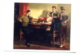 Jeu De Peinture Chess Club 2017 Filokartistov - Schach