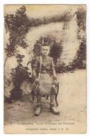 CAMBODGE  AVANT LA COUPE DES CHEVEUX - Cambodia