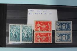 1945     -   866  à   868   **     SUJETS  DIVERS       COTE   : 6,00€ - 1918-1948 Ferdinand, Charles II & Michael