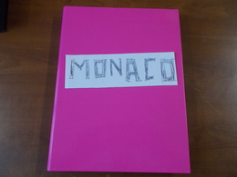 Lot N° 95 MONACO  NEUFS ** Entre 1986 A 1988    .. No Paypal - Collezioni (in Album)