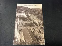 5 - Barrage D'EGUZON Canalisation D'eau (rive Gauche) - France