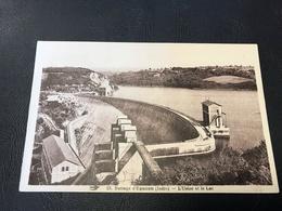 13 - Barrage D'EGUZON L'Usine Et Le Lac - France
