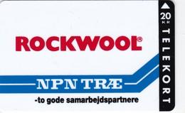 Denmark, KP 077, Rockwool, Only 2500 Issued, 2 Scans. - Denmark