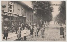 CPA 51 SAINTE MENEHOULD Rue Victor Hugo - Sainte-Menehould