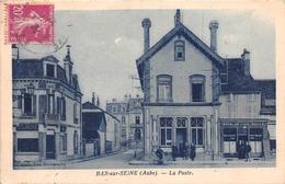 ¤¤  -  BAR-sur-SEINE   -   La Poste    -  Café De La Halle  -  ¤¤ - Bar-sur-Seine