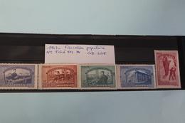 1947     -   947  à   951   *     EDUCATION  POPULAIRE    COTE   :   1,50€ - 1918-1948 Ferdinand, Charles II & Michael