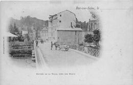 ¤¤  -  BAR-sur-SEINE   -   Entrée De La Ville, Près Des Ponts  -  ¤¤ - Bar-sur-Seine