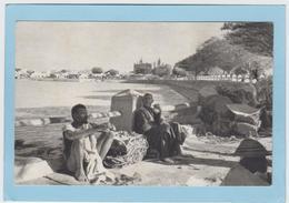 SOUDAN  -  LE  NIGER  A  MOPTI  - - Soudan
