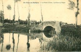 Cpa TOUR EN SOLOGNE 41 Les Ponts D' Arian - La Fosse De L' Enfer - Altri Comuni