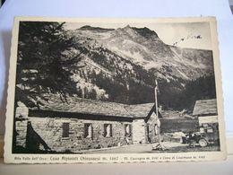 1953 - Torino - Ceresole Reale - Chiapili Di Sotto - C.A.I. Sez. Di Chivasso - Casa Alpinisti Chivassesi  Muzio Animata - Italia