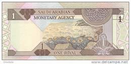 SAUDI ARABIA P. 21d 1 R 1984 UNC - Arabie Saoudite