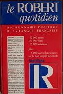 DICTIONNAIRE PRATIQUE De La Langue Française LE ROBERT. Bon état - Dictionnaires