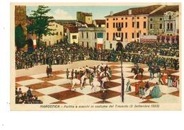 MAROSTICA PARTITA SCACCHI - Vicenza