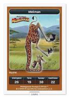 TCG - DREAMWORKS CARREFOUR - 55 - Madagascar - Melman - Disney