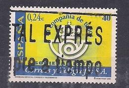 ESPAÑA 2001 - EDIFIL Nº 3815 - USADO - 1931-Today: 2nd Rep - ... Juan Carlos I