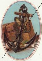 Fin 1800 étiquette Boite à Cigare LA VICTOIRE - Etiquettes