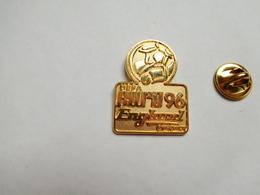 Beau Pin's En Relief , Football , Euro 96 England , UEFA - Football