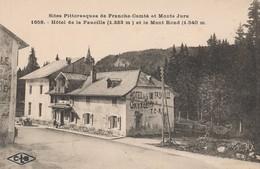 CPA - France - (39) Jura - Hôtel De La Faucille Et Le Mont Rond - Non Classés