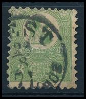 O 1871 Kőnyomat 3kr '(P)EST / (LIPÓT VÁ)ROS' (140.000) (enyhe Törés / Light Fold) - Unclassified