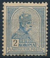 * 1900 Turul 2K (120.000) - Stamps