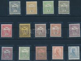 * 1913 Turul Sor Fekvő Vízjellel, Szép állapotban! (100.000) - Stamps