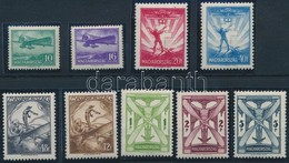 ** 1933 Repülő (II.) Sor (70.000) - Stamps