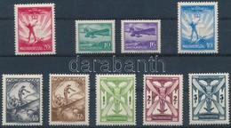 ** 1933 Repülő Sor - Stamps