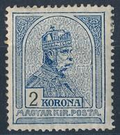 * 1906 Turul 2K (60.000) - Stamps