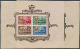** 1947 Roosevelt Blokk Pár - Stamps