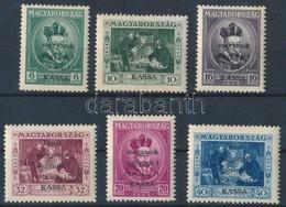 * 1938 Ismét Magyarok Vagyunk KASSA Magán Felülnyomás Pázmány Soron, I. Sztaray Garanciabélyegzéssel - Stamps
