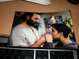 Lazar Ristovski Katarina Zutic Photo - Cinema Advertisement
