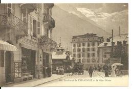 74 - CHAMONIX / INTERIEUR DE CHAMONIX - Chamonix-Mont-Blanc
