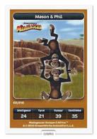 TCG - DREAMWORKS CARREFOUR - 62 - Madagascar - Mason & Phil - Disney