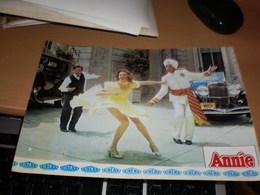 Annie - Cinema Advertisement
