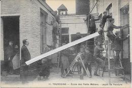 1286   TOURCOING : Ecole   Des Petits Metiers   Leçon  De Teinture - Tourcoing