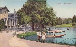 GRAZ,AUSTRIA OLD POSTCARD (C302) - Graz