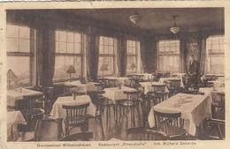 "Wilhelmshaven,Restaurant ""Strandhalle"" Ngl #F8612 - Unclassified"