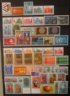 Luxemburg 1969   Van Nr. 793 Tot 845  Niet Gebruikt / Postfris **   Zie Foto   CW 54,00 - Luxembourg