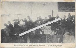 1288   TOURCOING : Ecole   Des Petits Metiers   Leçon   D'ajustage - Tourcoing