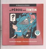 Tintin Au Perou - Other