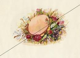 1893-1894 Grande étiquette Boite à Cigare Havane LORIENA - Etiquettes