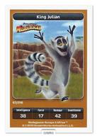 TCG - DREAMWORKS CARREFOUR - 67 - Madagascar - King Julian - Disney