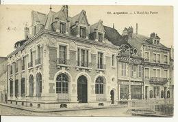 36 - ARGENTON / L'HOTEL DES POSTES - France