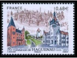 TIMBRE - FRANCE - 2015 - Haguenau - France