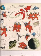 Tintin Autocollant - Other