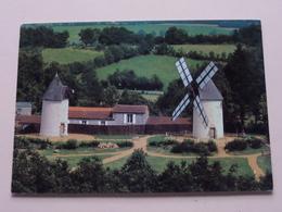 Le MOULIN Le Terrier-Marteau ( Artaud ) Anno 1988 ( Zie/voir Photo ) Molen / Moulin / Mill ! - Pouzauges