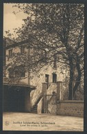 +++ CPA - SCHAERBEEK - SCHAARBEEK - Institut Ste Marie - Local Des Scouts Et Jardin - Nels   // - Schaerbeek - Schaarbeek