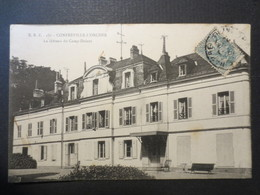 76 - Gonfreville - L'Orcher  - CPA - Le Château De Camp - Dolent - E.B.Z - N° 111 - France