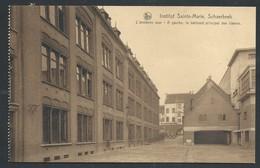 +++ CPA - SCHAERBEEK - SCHAARBEEK - Institut Ste Marie - L'ancienne Cour - Bâtiment Principal Des Classes - Nels   // - Schaerbeek - Schaarbeek